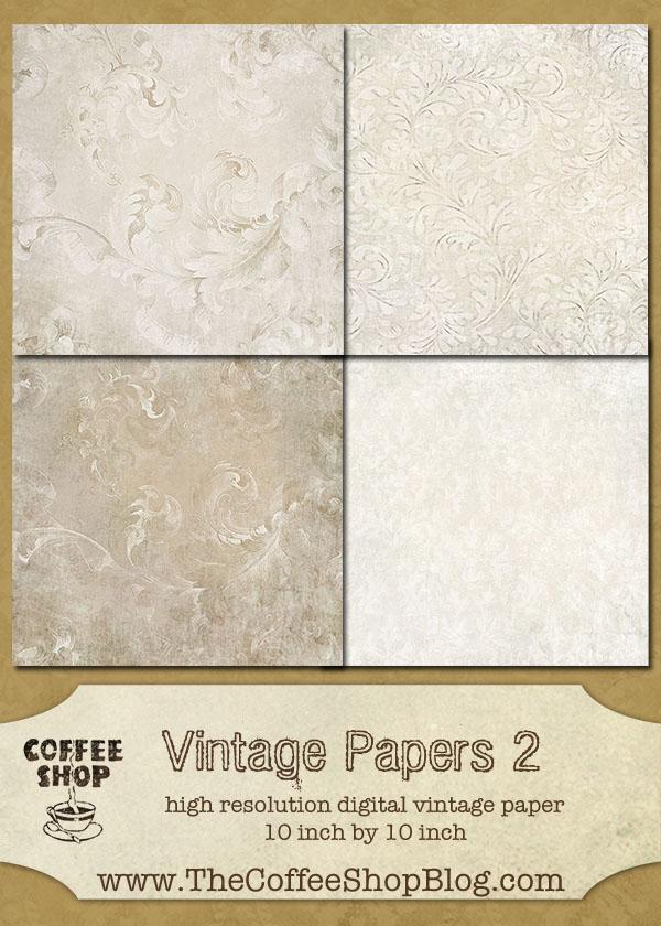 Vintage Papers 01