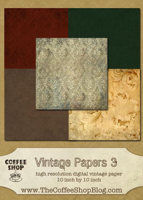 Vintage Papers 02