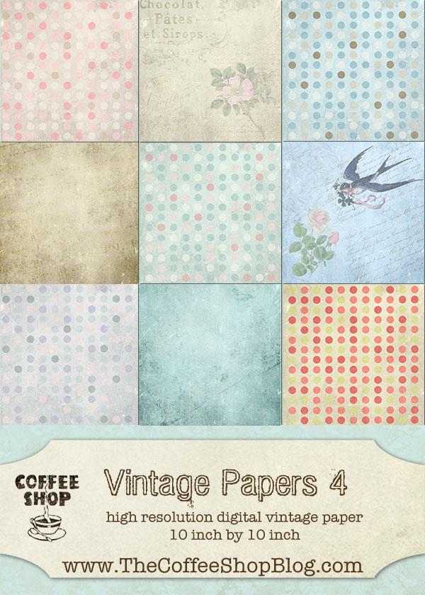 Vintage Papers 03