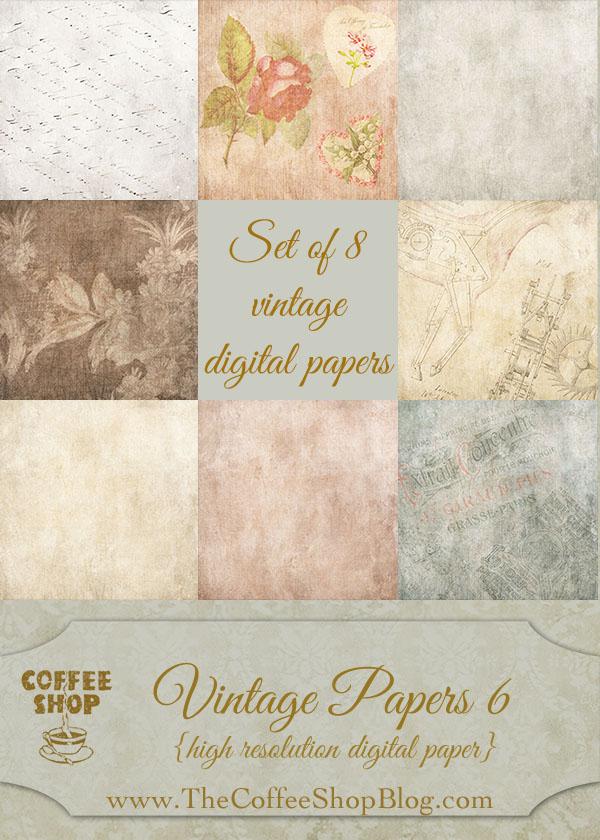 Vintage Papers 05