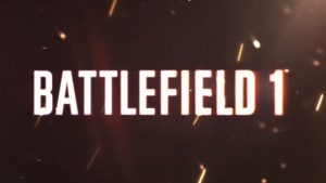 BATTLEFIELDの新作もトレーラーが公開されたぞ!!熱い!!