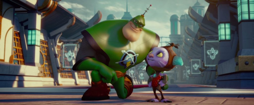Ratchet & Clank the movie03