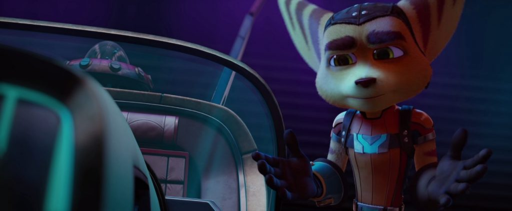 Ratchet & Clank the movie04