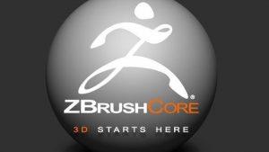 3Dスカルプトソフト「ZBrush」の低価格版「Zbrush core」10/14に発売!
