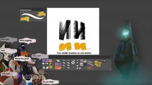 ブラシ革命!Photoshopのブラシ管理拡張機能「Brusherator」が超便利!