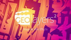 テレビ番組みたいな地図を速攻作れるAEプラグイン「GEOlayers 2」!
