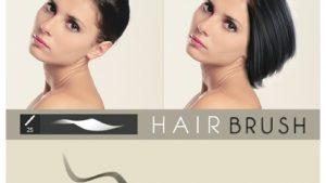 リアルなサラサラ髪を描こう!無料で使えるPhotoshopの髪の毛ブラシ!