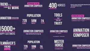 無料で超簡単にモーショングラフィックスが作れる、スゴいプラグイン「Animation Composer 2」!!