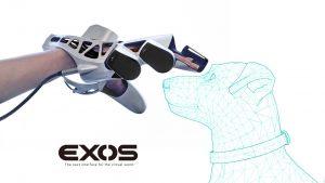 モミモミできる時代も遠くない!?触れるVRデバイス「EXOS Project」が楽しみ過ぎてヤバい!