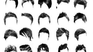 これで君もフッサフサや!無料で使える、スタンプみたいなPhotoshop髪の毛ブラシ!!