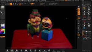 「3DCGを描こう!」ZBrush Coreの入門チュートリアル動画を無料で提供するサイト「ZBrush Core CLUB」が超オススメ!