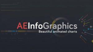 簡単スゴい!数値を入力するだけでカッコいいインフォグラフィックスが作れるAEスクリプト「AEInfoGraphics」!