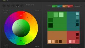 簡単操作・充実機能!配色の手助けをするツール「Paletton」!( ・`д・´)