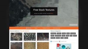 数百枚の画像が無料で使える!フリーストックテクスチャーサイト「Texture King」!(*˘︶˘*)
